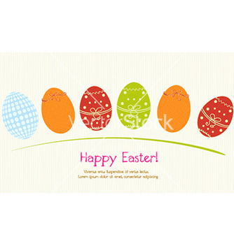 Free easter background vector - Free vector #228937