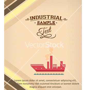 Free with industrial element vector - vector #229067 gratis