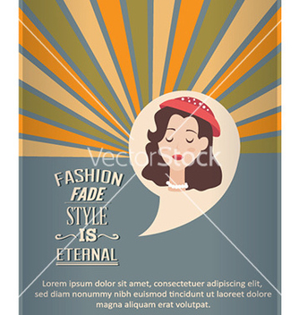 Free with fashion elements vector - Kostenloses vector #229077