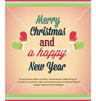 Free happy new year vector - vector #229917 gratis