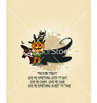 Free halloween background vector - Free vector #229927