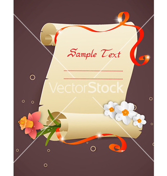 Free spring background vector - vector #230337 gratis