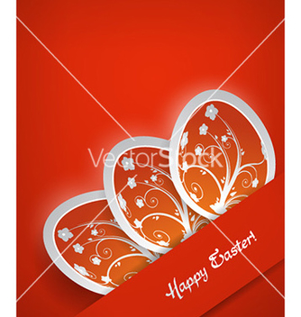 Free colorful easter background vector - Free vector #230567