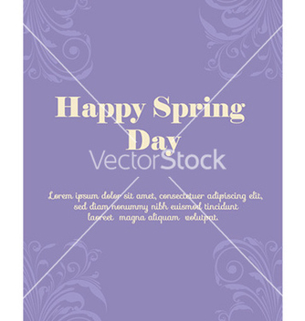 Free spring vector - Free vector #230577