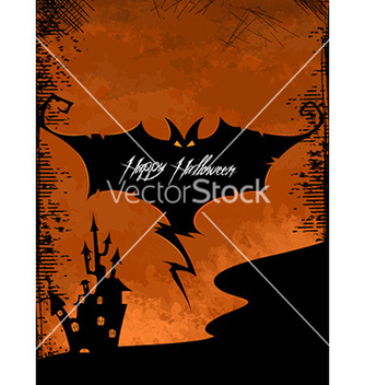 Free halloween background vector - Free vector #230707