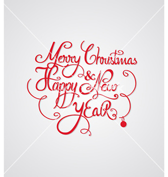 Free happy new year vector - vector #230867 gratis