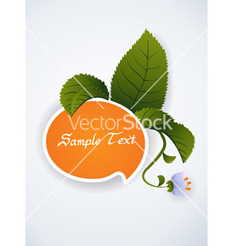 Free spring floral frame vector - Free vector #230877