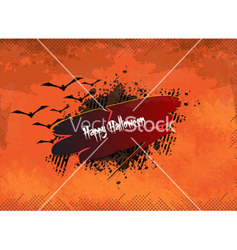 Free halloween background vector - бесплатный vector #231667