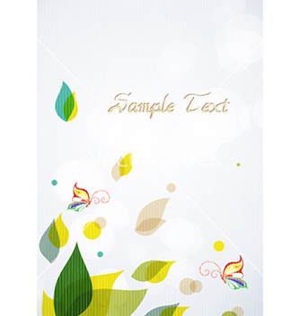 Free spring background vector - vector #231767 gratis