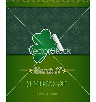 Free st patricks day vector - бесплатный vector #232197