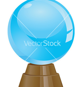 Free crystal ball icons vector - Free vector #232597