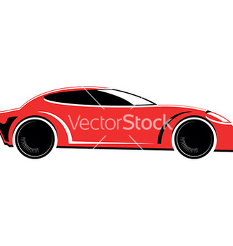 Free race car vector - Free vector #232627