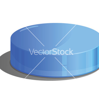 Free flat cylinder vector - Kostenloses vector #232777