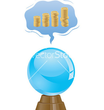 Free crystal ball icons vector - Free vector #232807