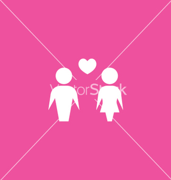 Free couple icon vector - бесплатный vector #233217