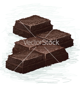 Free chocolate vector - vector #233357 gratis