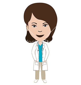 Free femaledoctor vector - Free vector #233447