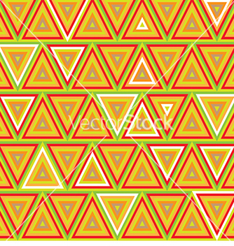 Free colorful triangles pattern background vector - vector gratuit #233937