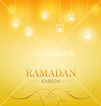 Free ramadan kareem celebration vector - бесплатный vector #234227