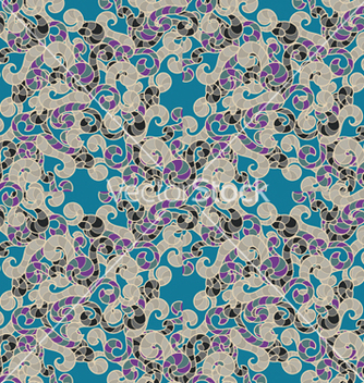 Free seamless pattern vector - vector gratuit #234277