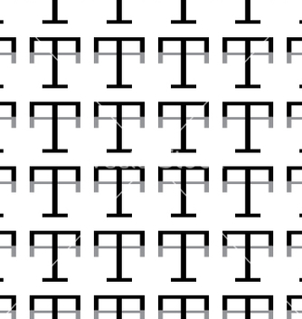 Free pattern letter t vector - Free vector #234367