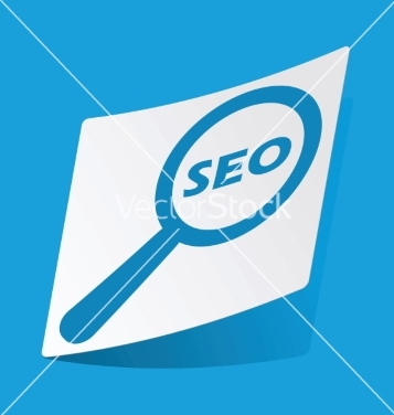 Free seo search sticker vector - vector #234417 gratis