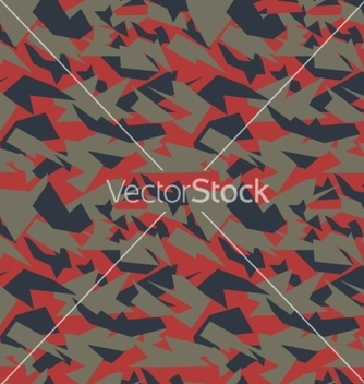 Free seamless military camouflage texture vector - Kostenloses vector #235687