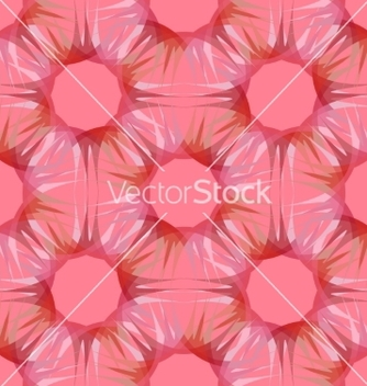 Free seamless symmetrical ornament vector - Free vector #235887