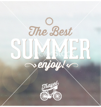 Free summer background vector - Free vector #235927