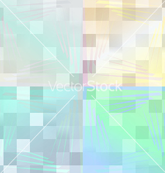 Free bright pixel background vector - Free vector #236037