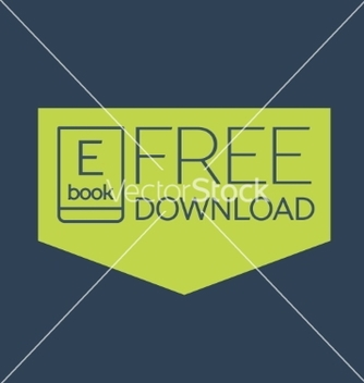 Free flat ebook free download icon vector - Free vector #236577