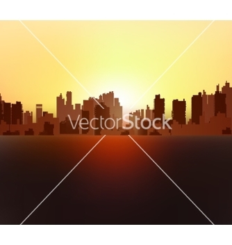 Free buildings vector - Free vector #237697