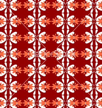 Free floral pattern seamless vector - vector gratuit #237747