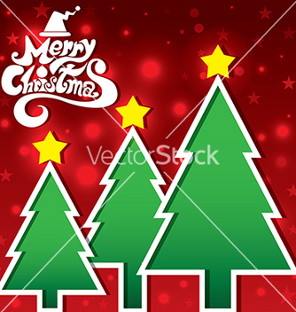 Free christmas tree vector - бесплатный vector #239167