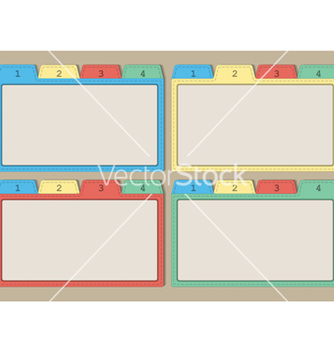 Free colorful paper vector - Free vector #239437