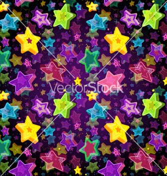 Free bright seamless christmas pattern vector - Free vector #239517
