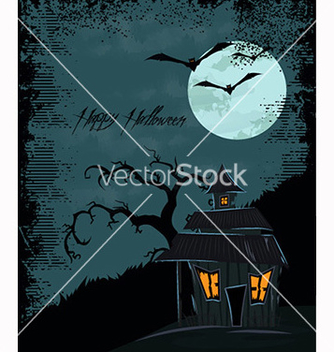 Free halloween background vector - Free vector #239917