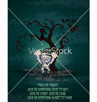 Free halloween background vector - Free vector #239957