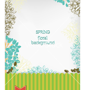 Free floral vector - Free vector #240667