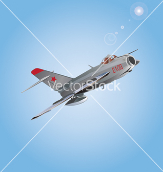 Free russian plane copy vector - бесплатный vector #242327