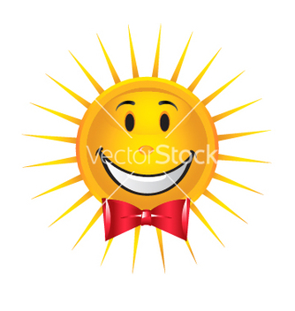 Free happy sun vector - vector #242397 gratis