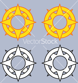Free tribal medallion vector - Free vector #242467