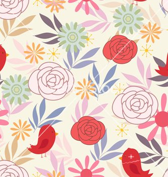 Free seamless paisley pattern vector - Free vector #242897