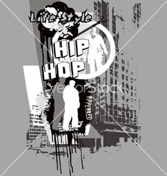 Free hiphop vector - Free vector #243017