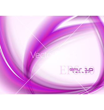 Free purple waves vector - vector gratuit #243027