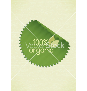 Free bio sticker vector - бесплатный vector #243507