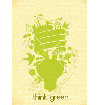 Free eco friendly design vector - vector gratuit #243597