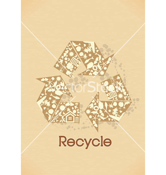 Free eco friendly design vector - Kostenloses vector #243607