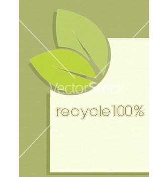 Free blank paper with leaves vector - vector gratuit #243627
