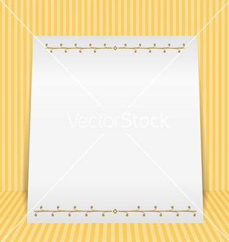 Free vintage paper banner vector - Free vector #243757